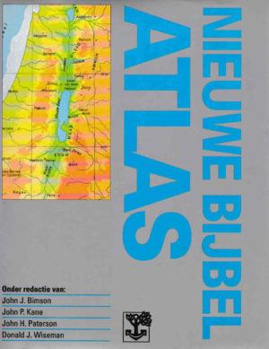 Nieuwe Bijbel Atlas