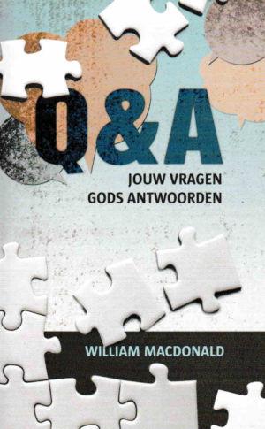 Q & A Jouw vragen Gods antwoorden