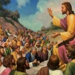 Jezus geeft onderwijs