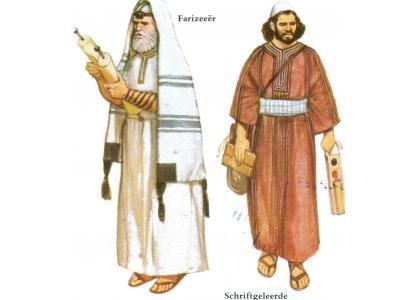 Schriftgeleerden en Farizeeërs